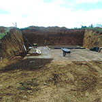 Silage Bunker (Before)